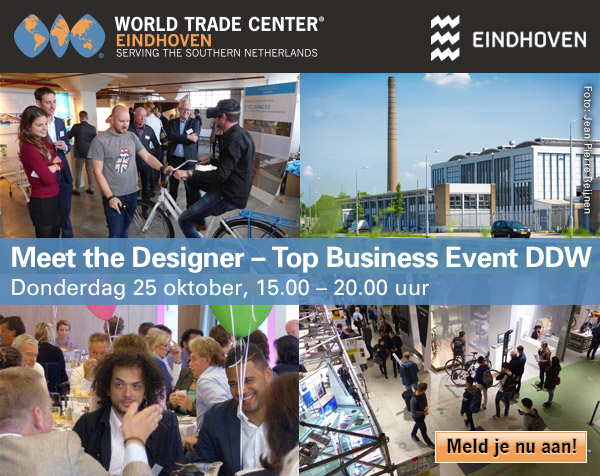Meet the Designer - TOP Business Event DDW