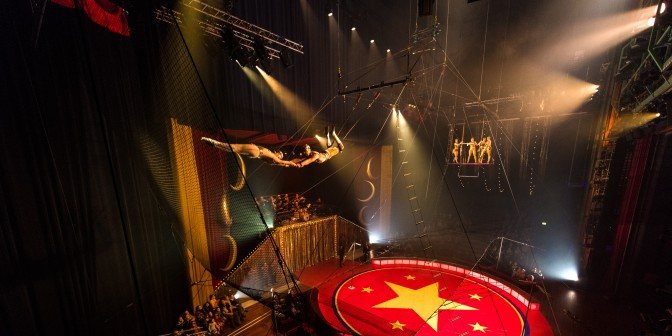 Sneak Preview: Kerstwintercircus