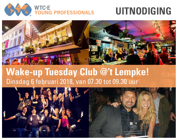 Wake-up Tuesday Club @'t Lempke