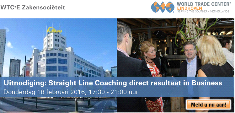 Straight Line Coaching - direct resultaat in business