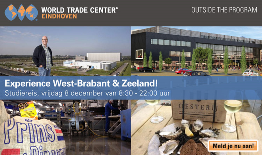 Experience West-Brabant en Zeeland (outside the program)
