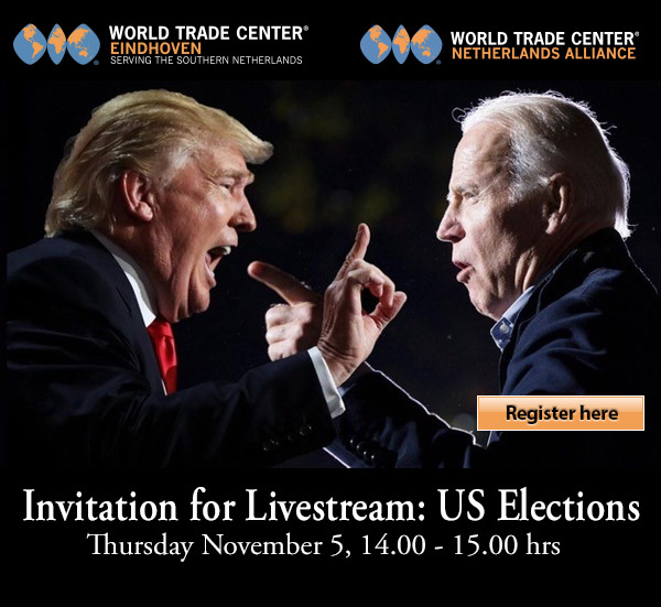 Invitation for Livestream: US Elections
