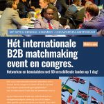 Uitnodiging: International Trade Day Maandag 23 april 2018 in Leeuwarden