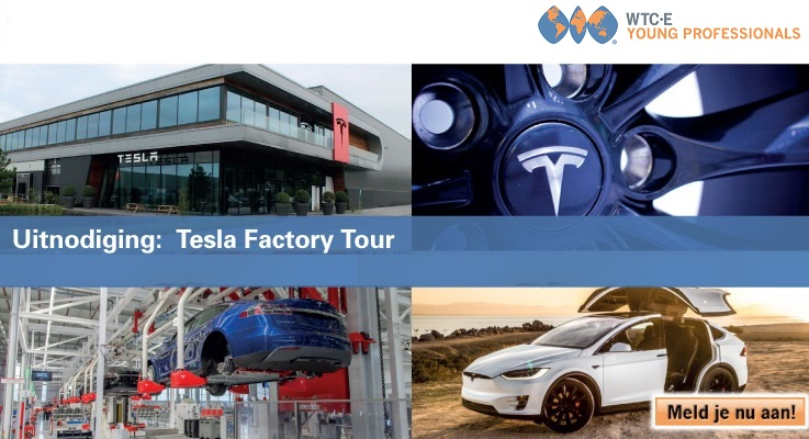 Tesla Factory Tour