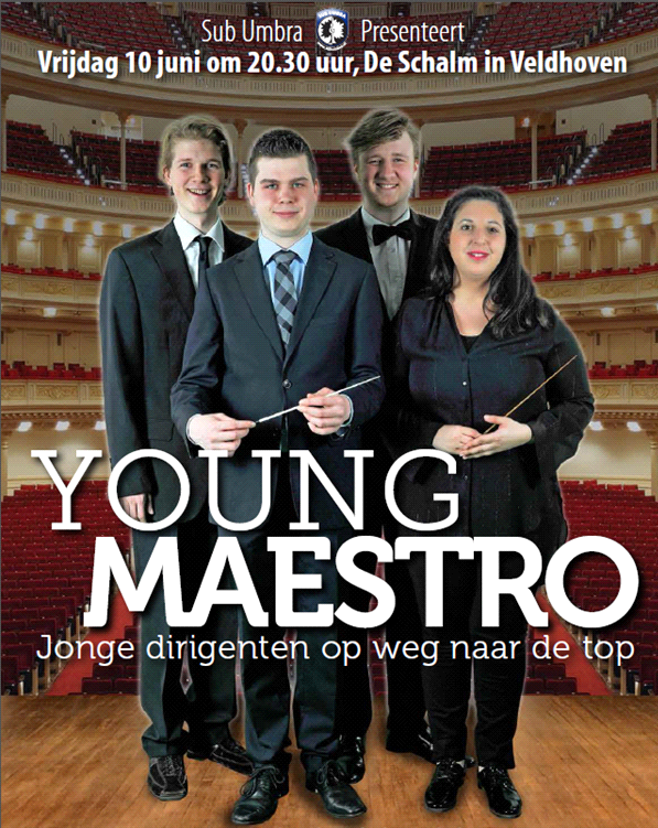 Young Maestro Concert (outside the program)