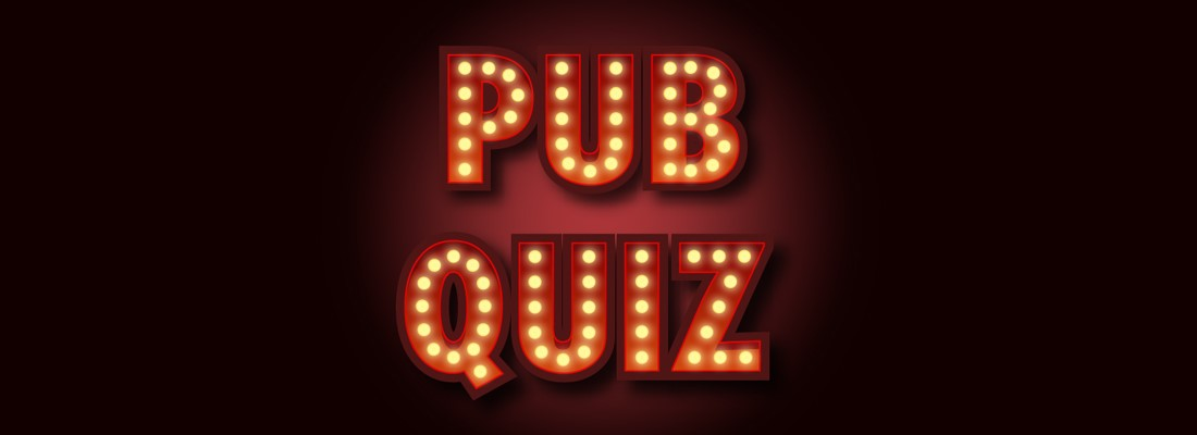 Put your skills to the test - WTCE Pubquiz!