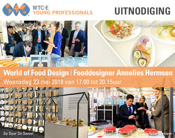 World of Food Design | Annelies Hermsen
