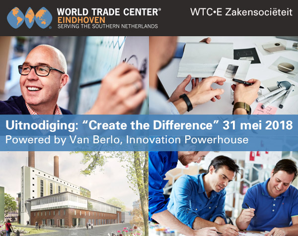 """""""Create the difference"""" Innovation Powerhouse"""