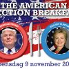USA Elections Breakfast 9 november a.s. – GEANNULEERD