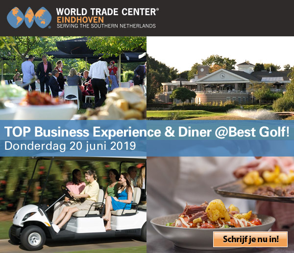 TOP Business Experience & Diner @Best Golf!